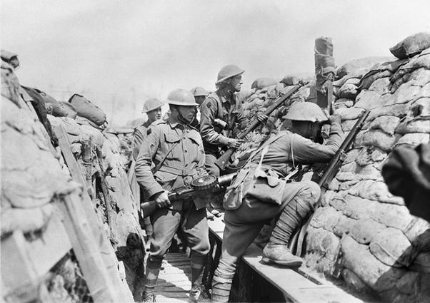 Shoreham Fort - The Great War Training Trench
