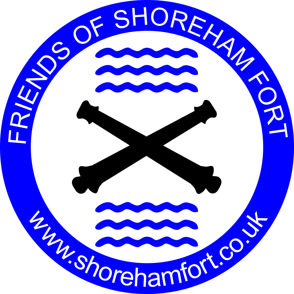 The Friends of Shoreham Fort logo
